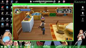 How To Cheat Harvest Moon Hero Of Leaf Valley Ppsspp Gold