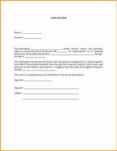 amazing waiver of lien template contemporary example With partial lien waiver template