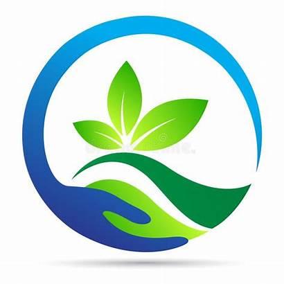 Earth Nature Save Wellness Leaf Symbol Icon