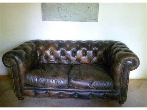 canapé chesterfield cuir occasion photos canapé chesterfield occasion pas cher