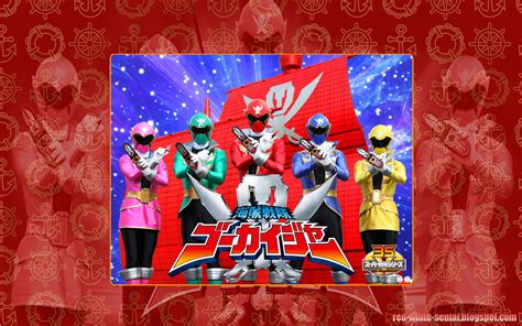 red  white sentai gokaiger episode  premiere