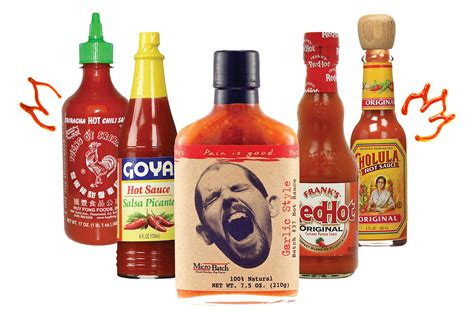 love of hot sauce 9 hot sauces we love with a fiery passion plus food