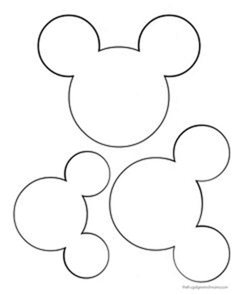minnie mouse ears template printable mickey mouse ears printable template mickey mouse ears pattern print out and use for