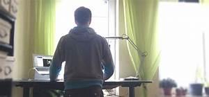 Steh Schreibtisch Ikea : der steh schreibtisch von ikea im test ~ Buech-reservation.com Haus und Dekorationen