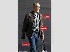 Barack Obama shows off his new laidback style Daily