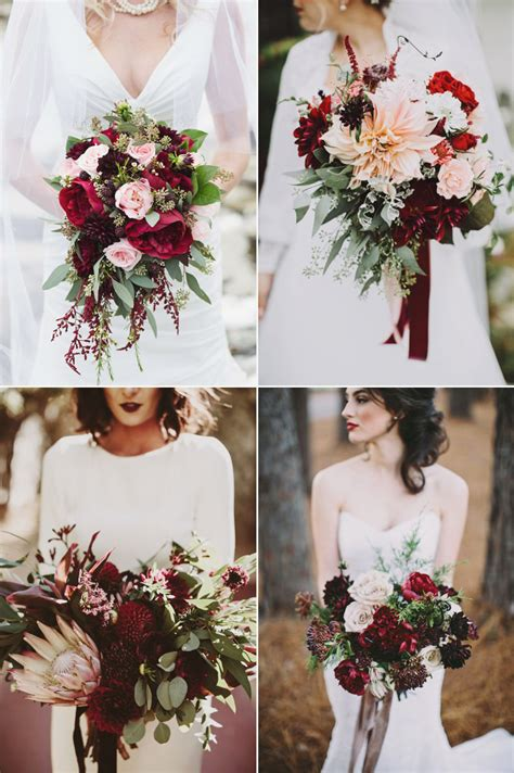 Beautiful Winter Wedding Bouquets Which Make You Stunning