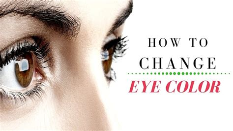 foods  change  eye color fast youtube