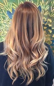 Balayage Blond Braun : 15 fashionable balayage hair looks for women styles weekly ~ Frokenaadalensverden.com Haus und Dekorationen