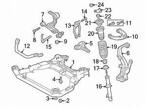 Mazda 6 Bolt  Strut  Fork  Suspension  Mount  Bolt Used To