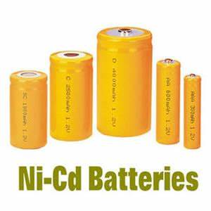 Difference between NiCad, NiMH and Lithium battery | NiCad ...