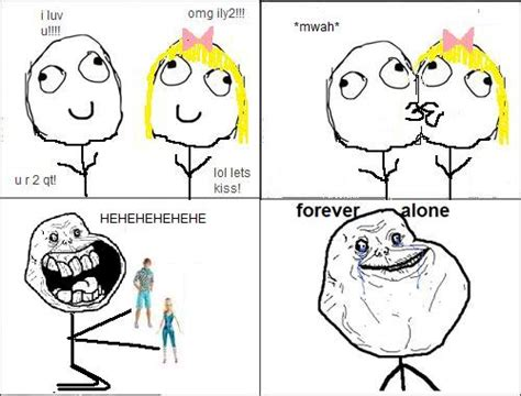 Memes De Forever Alone - image 159278 forever alone know your meme