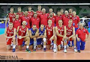 Volleyball: Russia and Italy record wins against Iran and ...