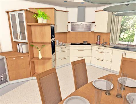 cuisine design kitchen design interiorcad for vectorworks