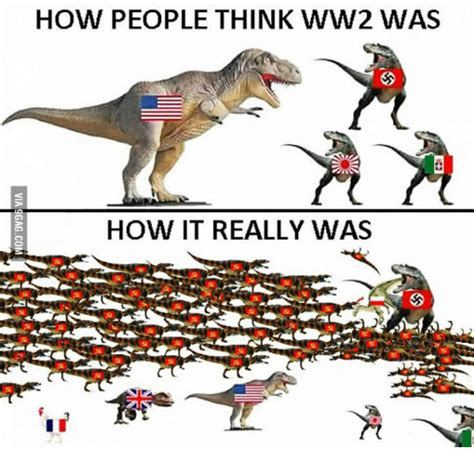 Ww2 Memes - how people think ww2 was l how it really was ww2 meme on sizzle