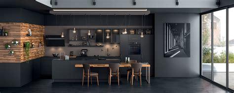 modeles cuisines contemporaines emejing cuisine lineaire avec ilot contemporary design