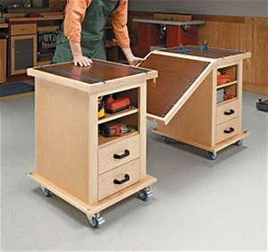 Workbenches, Carts & Stands Woodsmith Plans