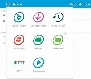 Seagate personal cloud setup, seagate access and personal
