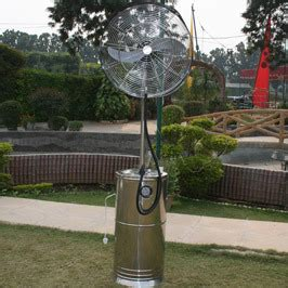 Commercial Patio Misting Fans by Outdoor Misting Fans In East Of Kailash New Delhi Delhi