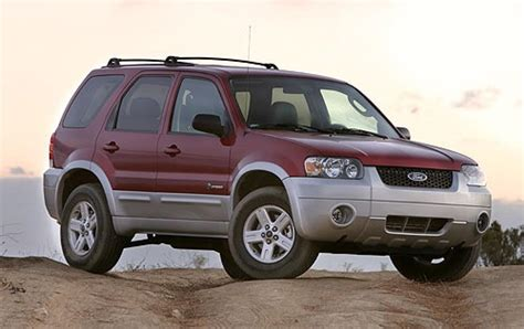 ford escape  amazing photo gallery  information