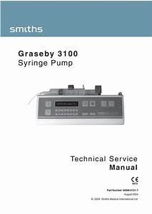 Graseby Ms16a Pump Manual