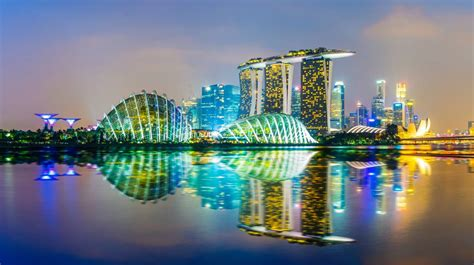 Singapore Tour - Ruvieh Travels and Tours