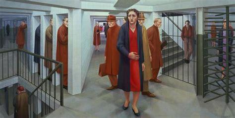 George Tooker Capturing Modern Anxieties
