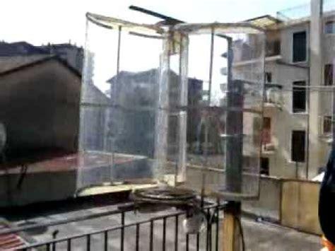 mini eolico da terrazzo generatore micro eolico da balcone