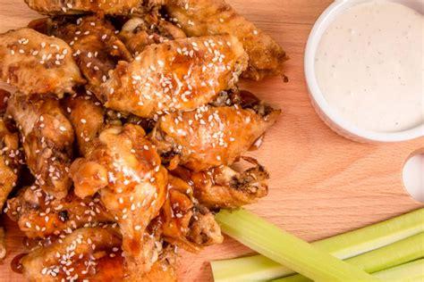 Doesn't get easier than that! Teriyaki Ginger Chicken Wings | Instant Pot Recipe | Devour Dinner