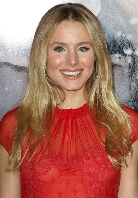 5 Reasons Why We're Obsessed With Kristen Bell | StyleCaster