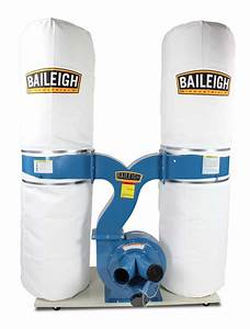 Dust Collector DC-2300B Baileigh Industrial