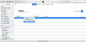 Use tones and ringtones with your iPhone, iPad, or iPod ...