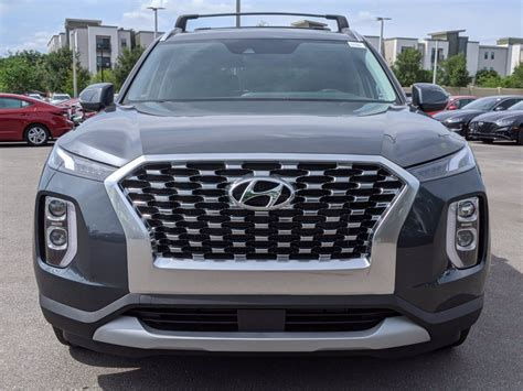 This sel is not fully loaded as i stated because it is missing the drive. New 2020 Hyundai Palisade SEL Sport Utility in Sanford # ...