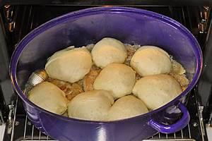 Dünsten Im Topf : schweinebraten sauerkraut und hefekl e aus einem topf rezept mit bild ~ Orissabook.com Haus und Dekorationen