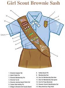 brownie vests scout cookie sale patch placement free programs utilities and apps secondbackuper