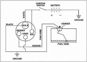 Boat Fuel Tank Gauge Wiring Diagram