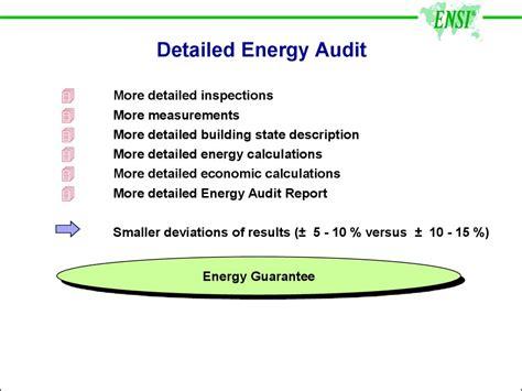 energy audit prezentatsiya onlayn