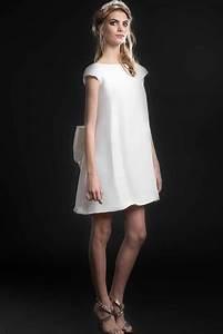 Robe Mariee Courte : gwanni et la robe de mari e courte ~ Melissatoandfro.com Idées de Décoration