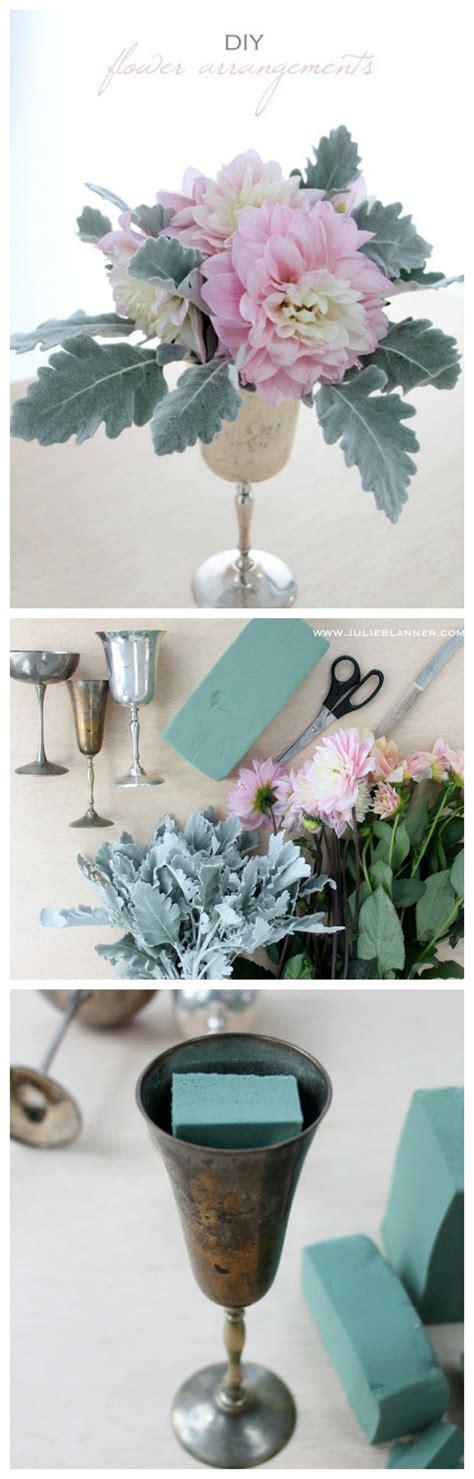 flower arrangement ideas for dinner easy diy flower arrangements flower arrangements centerpieces and dinners