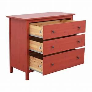 Ikea Wickelkommode Hemnes : 58 off ikea ikea hemnes red three drawer dresser storage ~ Sanjose-hotels-ca.com Haus und Dekorationen