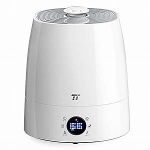 Warm  U0026 Cool Mist Humidifier With Large  Easy