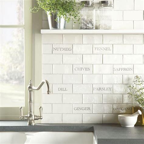 kitchen splashback ideas uk herbs spices tile splashback from the winchester tile