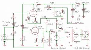 Shure Sm58 Circuit Diagram