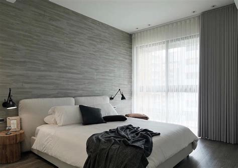 bedroom decor decoration deco and interior design trends in two modern homes with