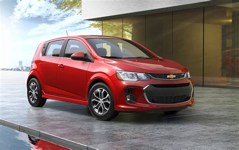 2017 Chevrolet Sonic (chevy) Styling Review