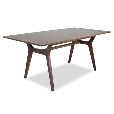 mid century modern chairs birch mid century modern dining table