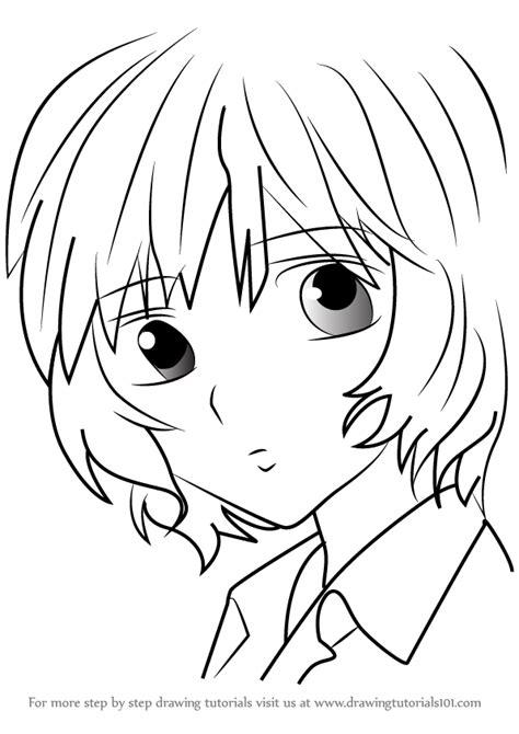 learn   draw sayori wakaba  vampire knight vampire knight step  step drawing