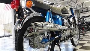 1969 Honda Cl70 Scrambler