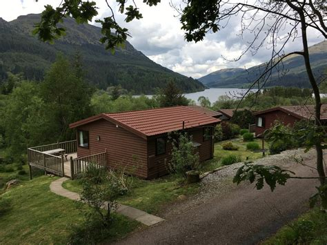 Loch Eck Log Cabin With All Luxuries And Be...