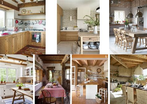 cosas de casa decoracion la decoraci 243 n r 250 stica 161 siente la naturaleza en tu casa