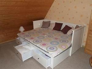 Gästebett Ausziehbar Gleiche Höhe : suche ein bett das ausziehbar ist zum doppelbett m bel ~ Watch28wear.com Haus und Dekorationen